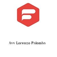 Avv Lorenzo Palomba