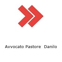 Avvocato Pastore  Danilo