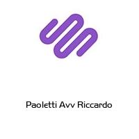 Paoletti Avv Riccardo