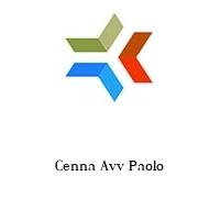 Cenna Avv Paolo