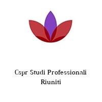 Cspr Studi Professionali Riuniti
