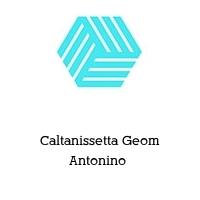 Caltanissetta Geom Antonino
