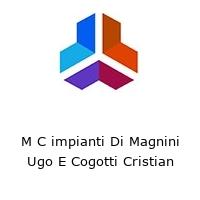M C impianti Di Magnini Ugo E Cogotti Cristian