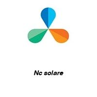 Nc solare