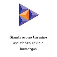 Giambrocono Carmine assistenza caldaie immergas