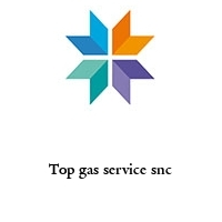 Top gas service snc