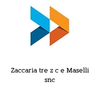 Zaccaria tre z c e Maselli snc