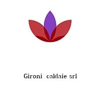 Gironi  caldaie srl