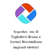 Acqualux  snc di Tagliaferri Bruno e Sartori Massimiliano impianti elettrici idraulici