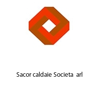 Sacor caldaie Societa  arl