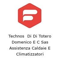 Technos  Di Di Totero Domenico E C Sas Assistenza Caldaie E Climatizzatori