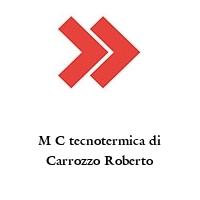 M C tecnotermica di Carrozzo Roberto