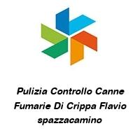 Pulizia Controllo Canne Fumarie Di Crippa Flavio spazzacamino