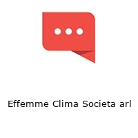Effemme Clima Societa arl