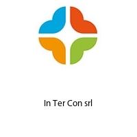 In Ter Con srl