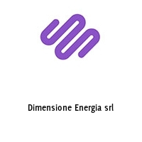Dimensione Energia srl