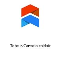 Tobruk Carmelo caldaie