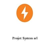Projet System srl