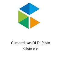 Climatek sas Di Di Pinto Silvio e c