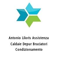 Antonio Liloris Assistenza Caldaie Depur Bruciatori Condizionamento