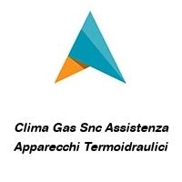 Clima Gas Snc Assistenza Apparecchi Termoidraulici