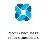 Macc Service sas Di Bellini Gianmaria E C