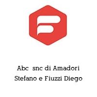 Abc  snc di Amadori Stefano e Fiuzzi Diego