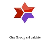 Gta Group srl caldaie