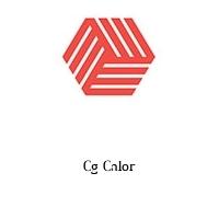 Cg Calor