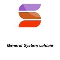 General System caldaie