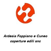 Ardesia Foppiano e Cuneo coperture edili snc