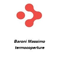 Baroni Massimo termocoperture