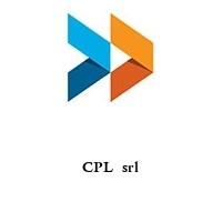 CPL  srl