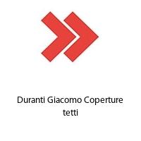 Duranti Giacomo Coperture tetti