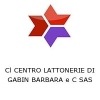 Cl CENTRO LATTONERIE DI GABIN BARBARA e C SAS