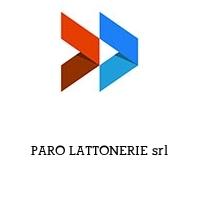 PARO LATTONERIE srl