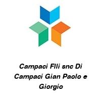 Campaci Flli snc Di Campaci Gian Paolo e Giorgio
