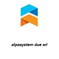 alpasystem due srl