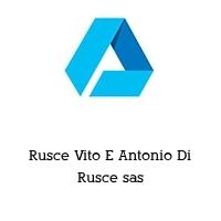Rusce Vito E Antonio Di Rusce sas