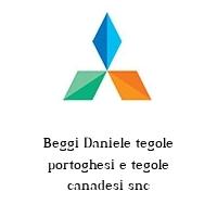 Beggi Daniele tegole portoghesi e tegole canadesi snc