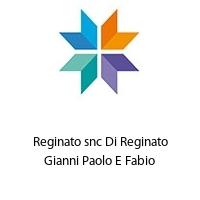 Reginato snc Di Reginato Gianni Paolo E Fabio