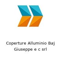 Coperture Alluminio Baj Giuseppe e c srl