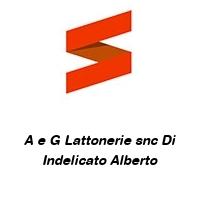A e G Lattonerie snc Di Indelicato Alberto