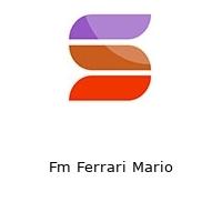 Fm Ferrari Mario