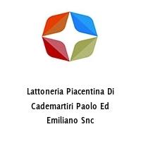 Lattoneria Piacentina Di Cademartiri Paolo Ed Emiliano Snc