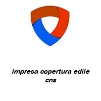 impresa copertura edile cns