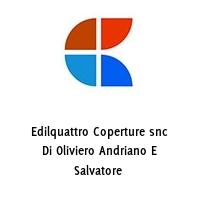 Edilquattro Coperture snc Di Oliviero Andriano E Salvatore