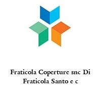 Fraticola Coperture snc Di Fraticola Santo e c