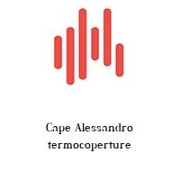 Cape Alessandro termocoperture