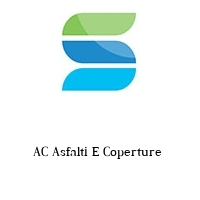 AC Asfalti E Coperture